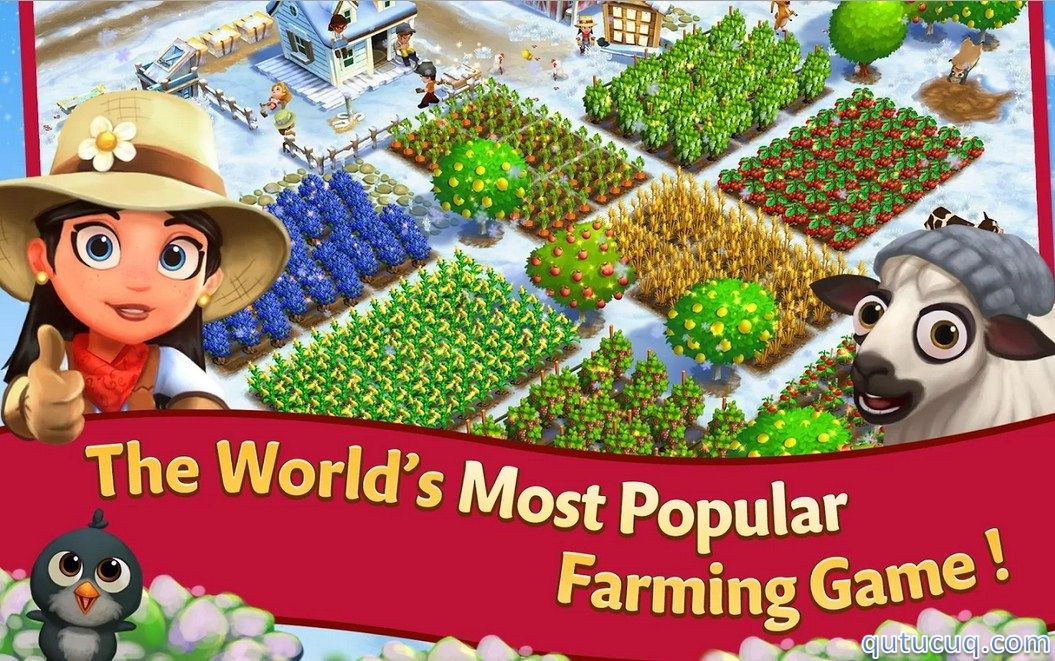 Скриншот в FarmVille 2: Country Escape