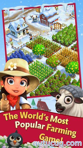 FarmVille 2 ekran görüntüsü