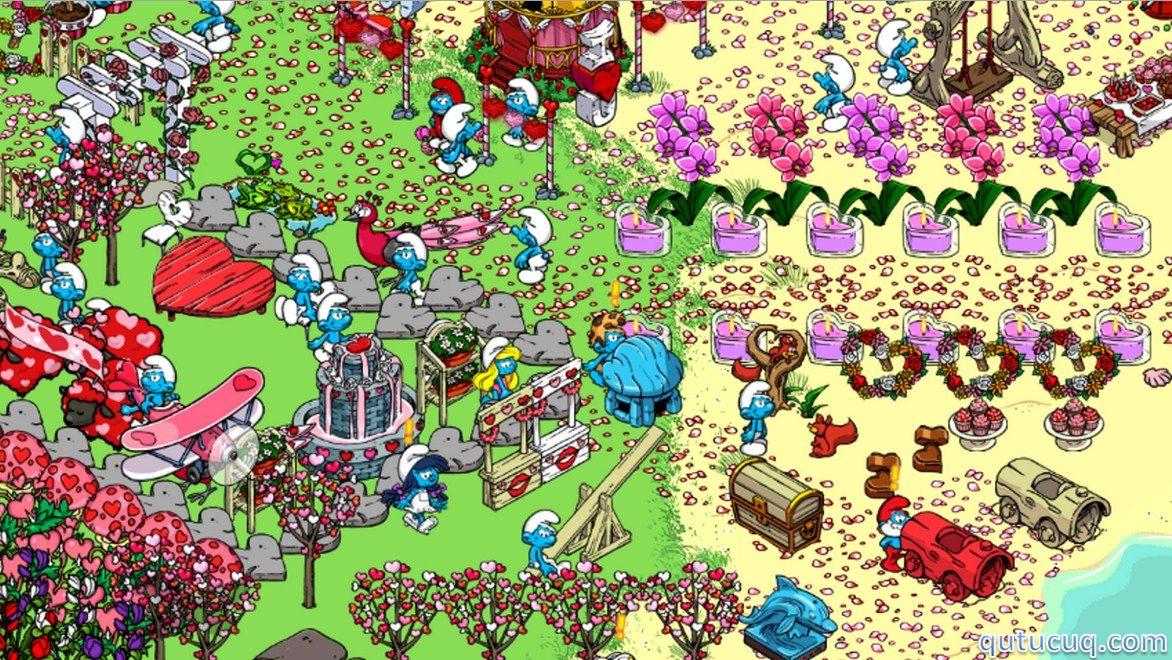 Smurfs' Village ekran görüntüsü