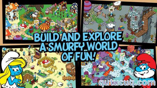 Скриншот в Smurfs' Village