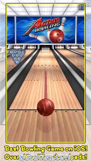Action Bowling ekran görüntüsü