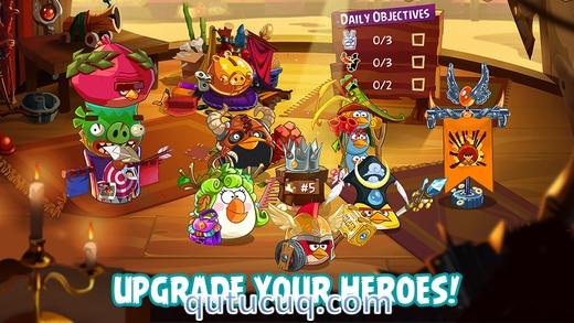 Angry Birds Epic ekran görüntüsü