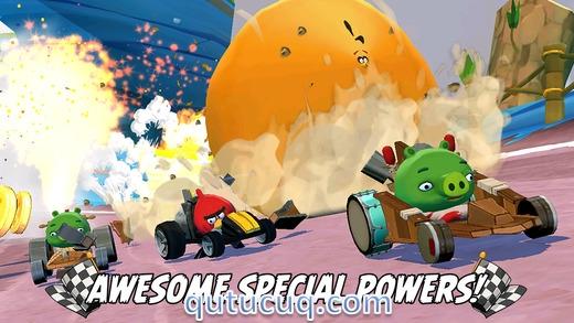 Angry Birds Go! ekran görüntüsü
