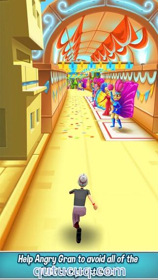 Angry Gran Run ekran görüntüsü