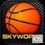 Arcade Hoops Basketball logo