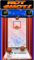 Arcade Hoops Basketball ekran görüntüsü