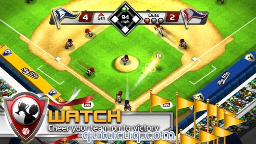 Big Win Baseball ekran görüntüsü