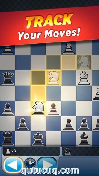 Скриншот в Chess With Friends — Шахматы с друзьями