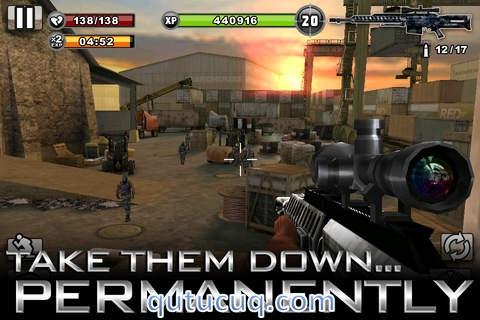 Contract Killer ekran görüntüsü