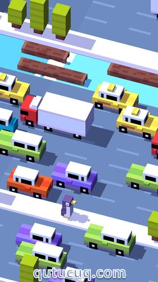 Crossy Road ekran görüntüsü