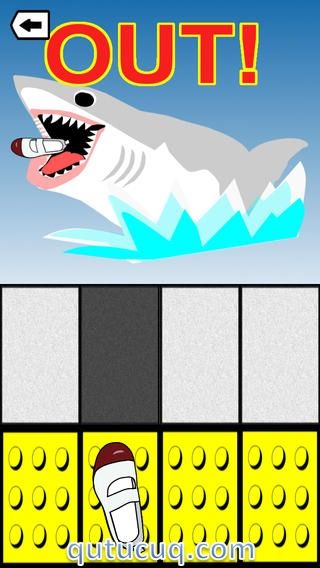 Don't Step the White Tile ekran görüntüsü