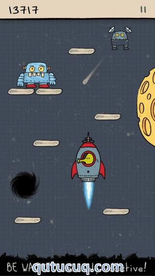 Doodle Jump ekran görüntüsü