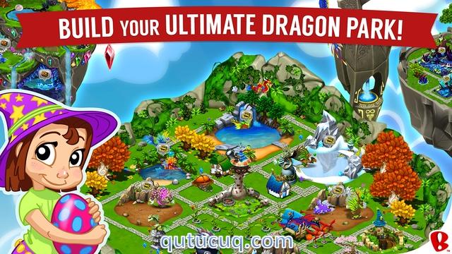 DragonVale ekran görüntüsü