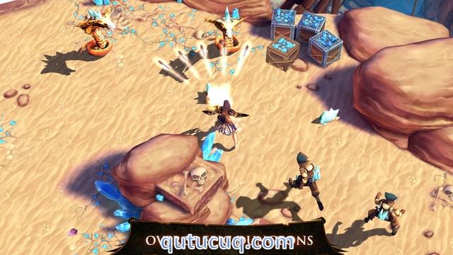Dungeon Hunter 4 ekran görüntüsü
