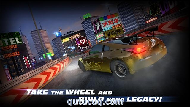 Fast & Furious: Legacy Yüklə ekran görüntüsü