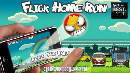 Flick Home Run! ekran görüntüsü