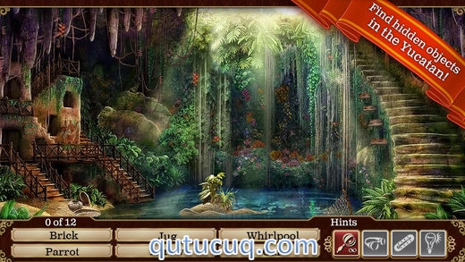 Скриншот в Gardens of Time