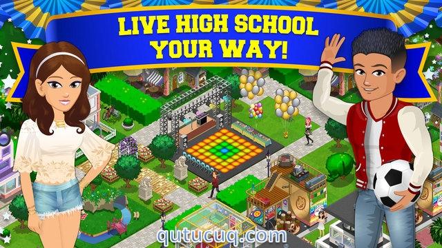 High School Story Yüklə ekran görüntüsü