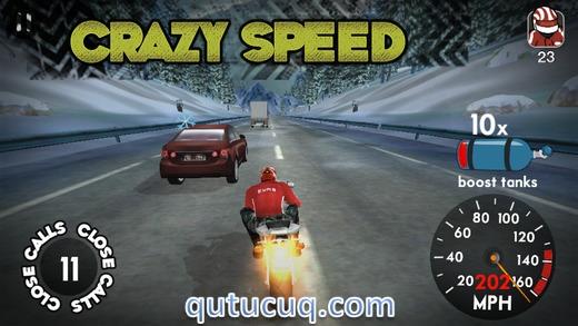 Скриншот в Highway Rider