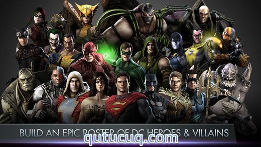 Injustice: Gods Among Us ekran görüntüsü