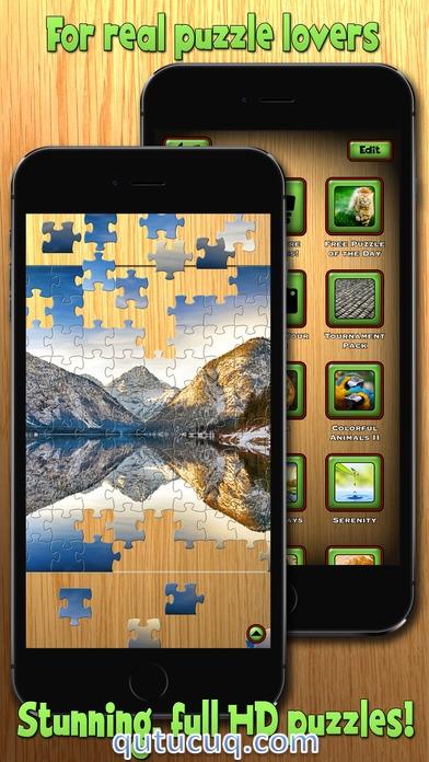Jigsaw Puzzle ekran görüntüsü