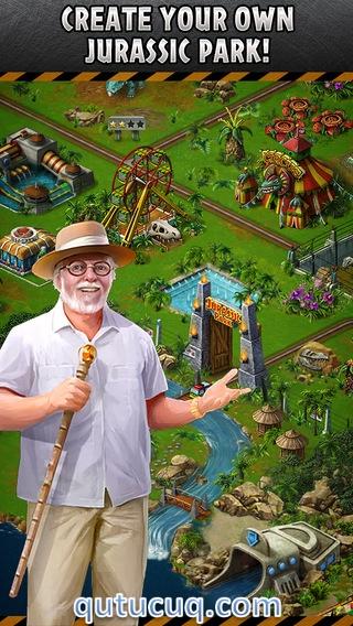 Jurassic Park Builder ekran görüntüsü