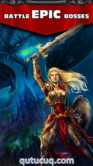 Kingdoms at War ekran görüntüsü