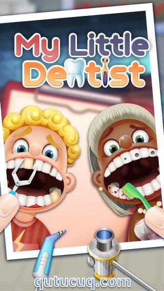 Little Dentist Yüklə ekran görüntüsü
