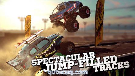 MMX Racing ekran görüntüsü