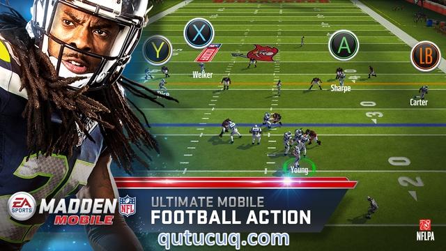 Madden NFL ekran görüntüsü