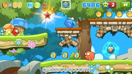 Mega Run – Redford's Adventure ekran görüntüsü