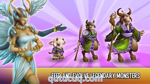 Monster Legends ekran görüntüsü