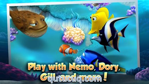 Nemo's Reef ekran görüntüsü