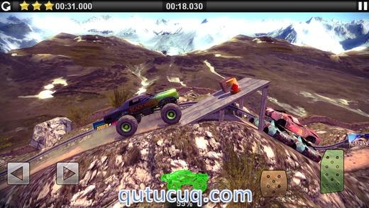 Offroad Legends Warmup ekran görüntüsü