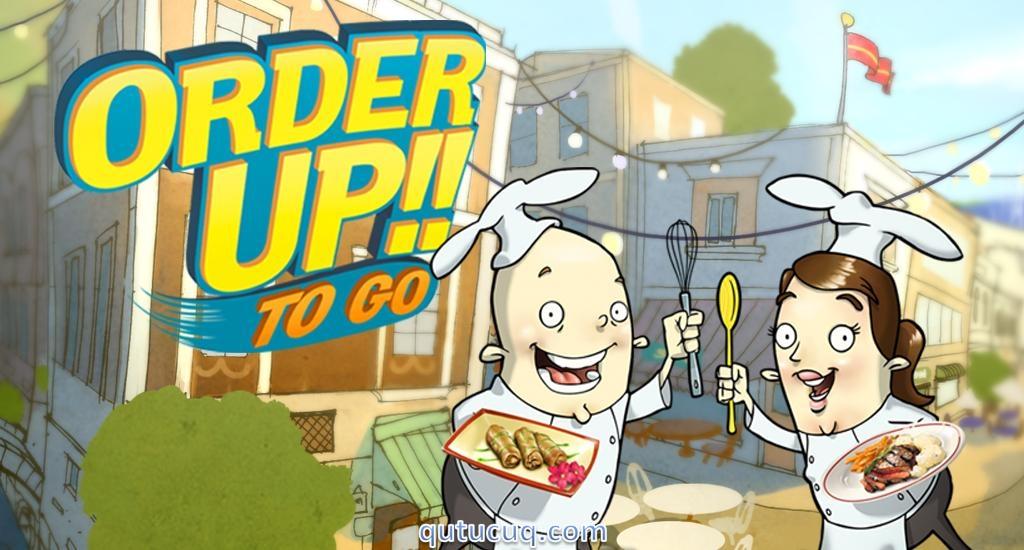 Order Up!! To Go ekran görüntüsü
