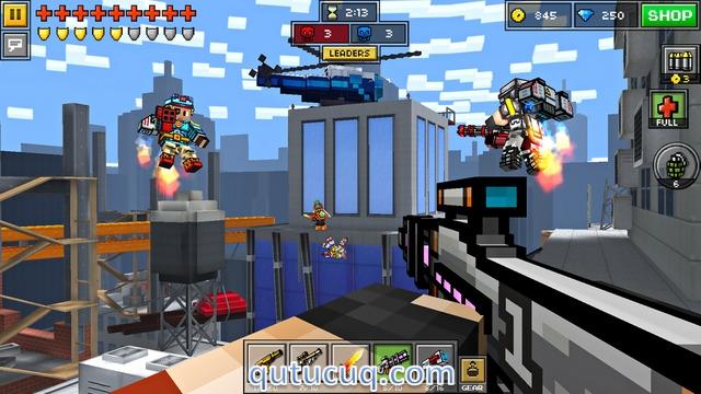 Скриншот в Pixel Gun 3D