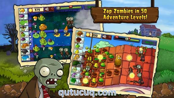 Plants vs. Zombies ekran görüntüsü