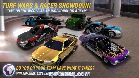 Racing Rivals ekran görüntüsü