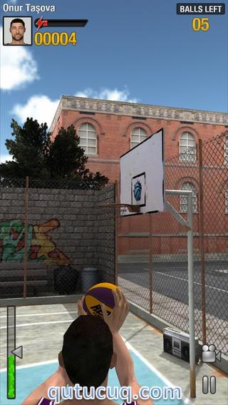 Real Basketball Yüklə ekran görüntüsü