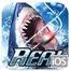 Real Fishing 3D logo
