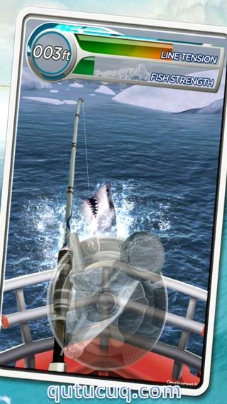 Real Fishing 3D ekran görüntüsü