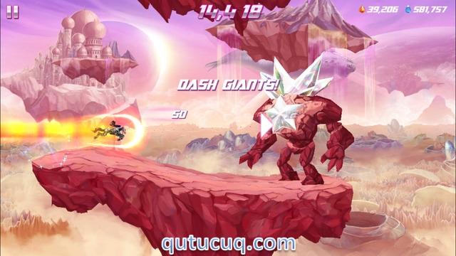 Robot Unicorn Attack 2 ekran görüntüsü