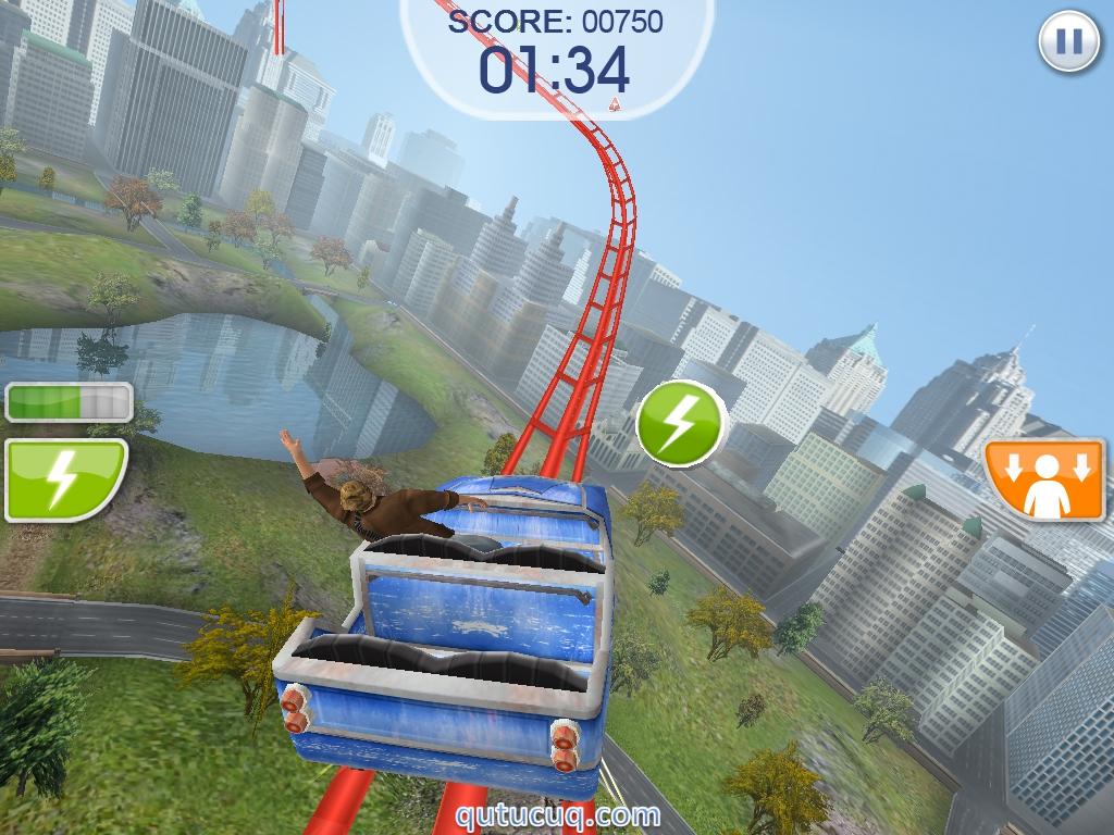 Rollercoaster Extreme ekran görüntüsü