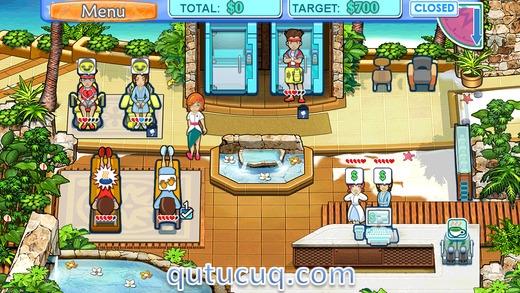 Sally's Spa Lite ekran görüntüsü
