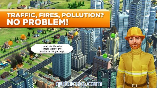 SimCity BuildIt ekran görüntüsü