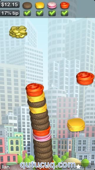 Sky Burger ekran görüntüsü