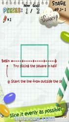Slice It! Begins ekran görüntüsü