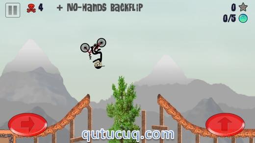 Stickman BMX ekran görüntüsü