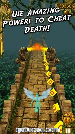 Temple Run ekran görüntüsü