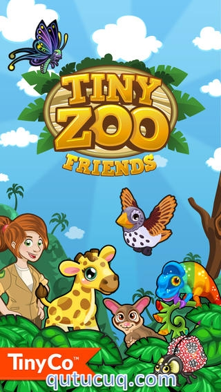 Tiny Zoo Friends ekran görüntüsü